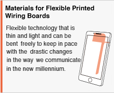 Materials for Flexible Printed Wiring Boards