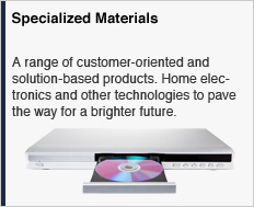 Specialized Materials